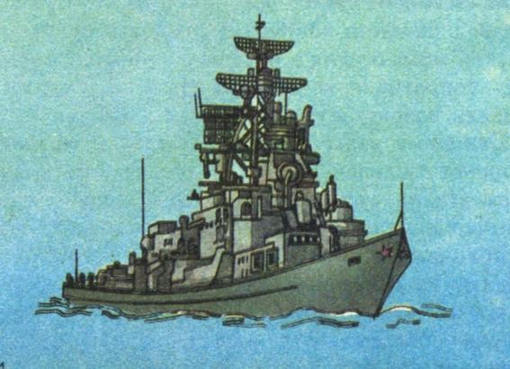 Моделей военных кораблей своими руками