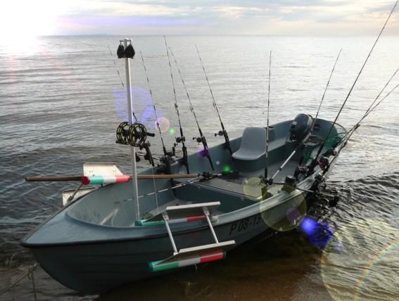 Ремонт алюминиевых лодок своими руками