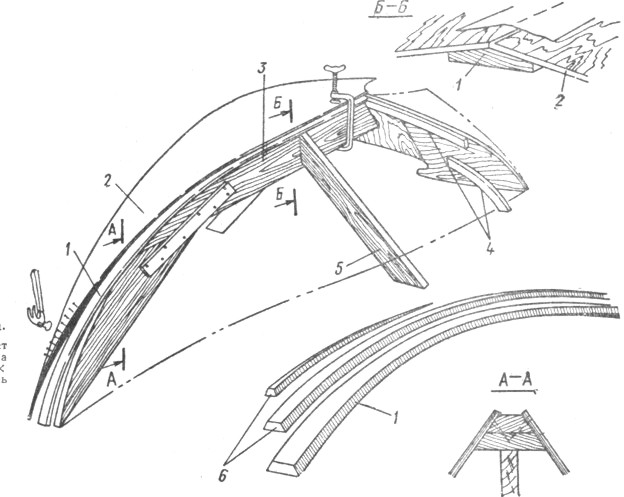Схема сборки корпуса.