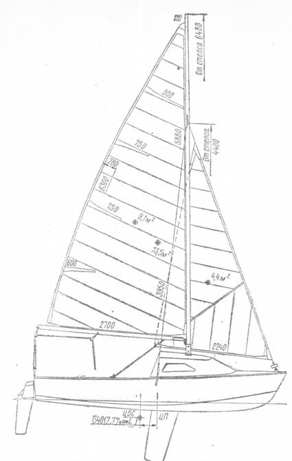 Как построить яхту своими руками чертежи фото 414