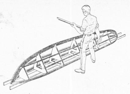 Как построить яхту своими руками чертежи фото 7